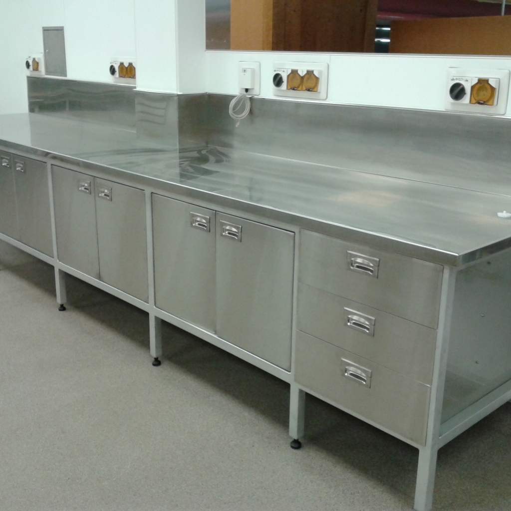 Stainless Steel Stainless Steel Aluminium Fabricated